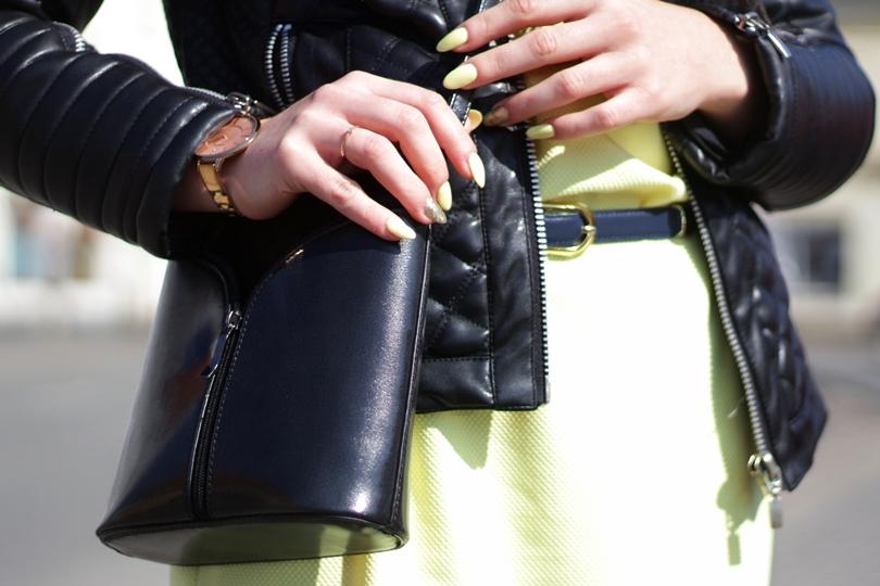 fashion, sukienka, zara, manzana, pantofelek24, lorus, skórzana, torebka, wiosna, 2016, żółta, wakacje, tui, itaka, grecja,
