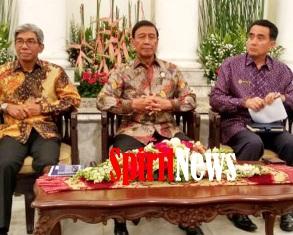 Wiranto Ingatkan Aksi di Luar Lapangan Monas adalah Tindakan Ilegal