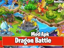 Download Dragon Battle Mod Apk Unlimited Money Terbaru
