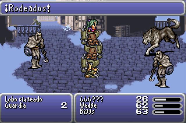 Final Fantasy VI Advance - Captura 4