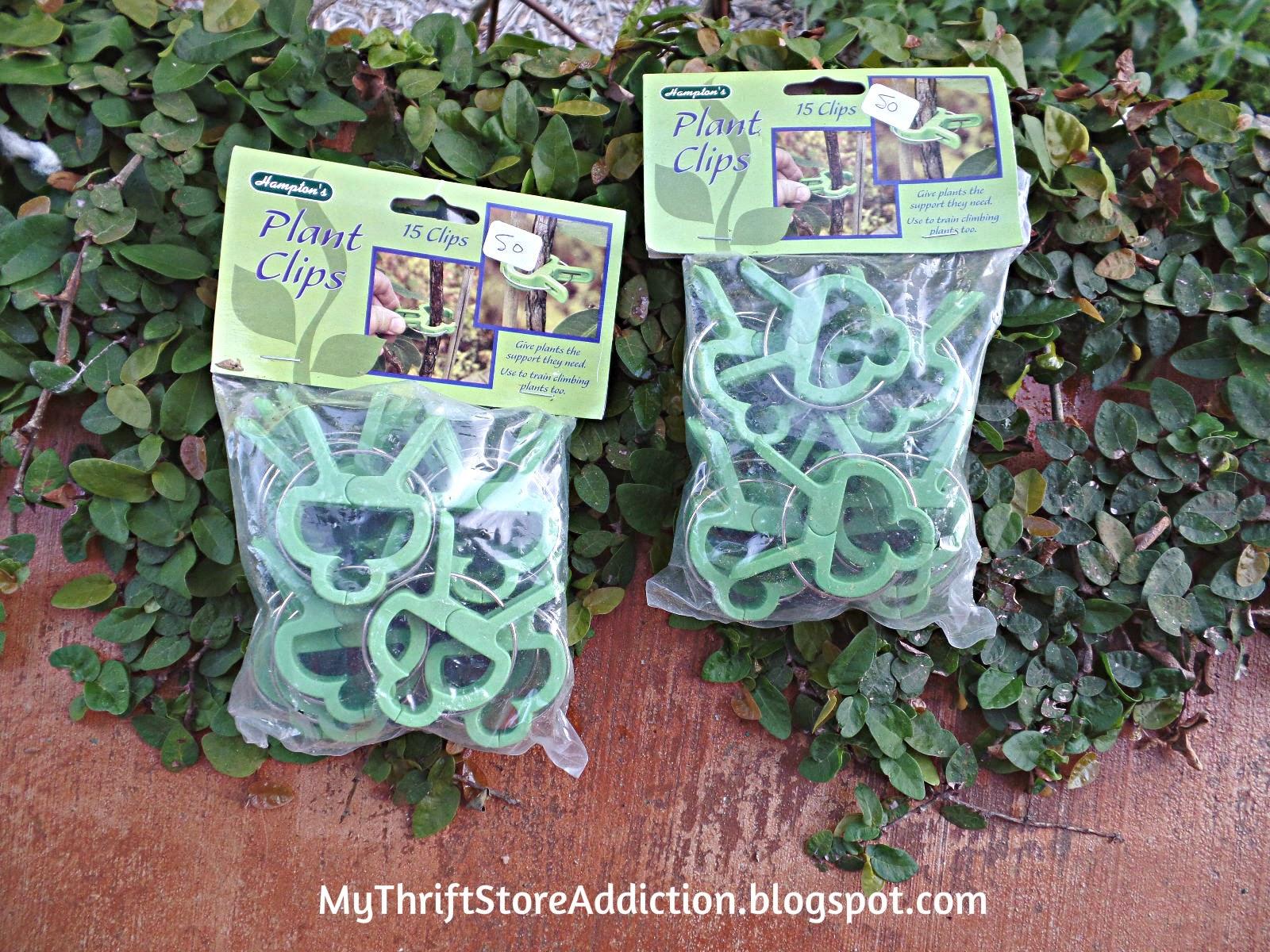 Bargain garden supplies