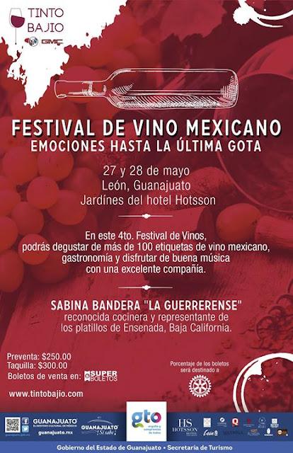 festival de vino mexicano 2017 León