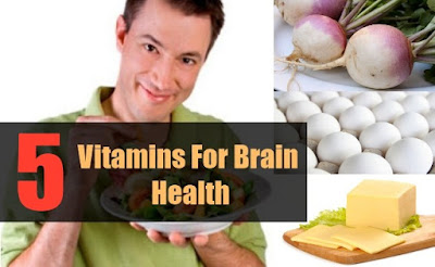 Best 5 Vitamins For Brain Health