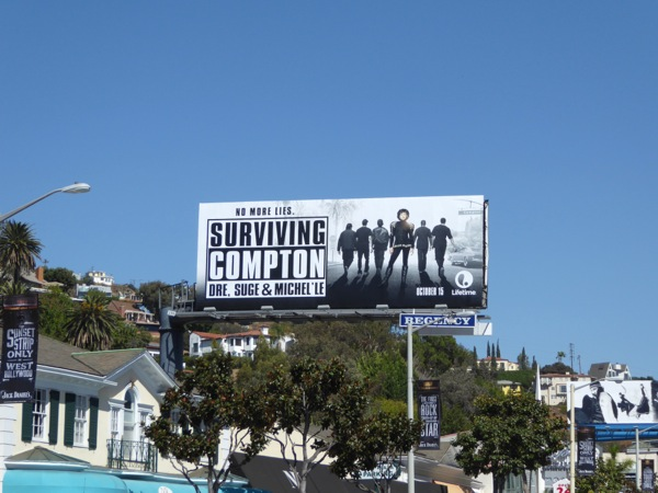 Surviving Compton Lifetime billboard