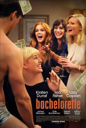Film Movie Bachelorette (2012)