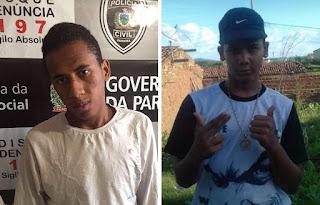 Duplo homicídio: Jovens de 15 e 18 anos são executados no sertão