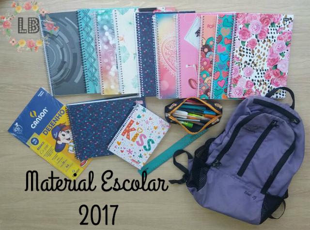 material escolar 2017