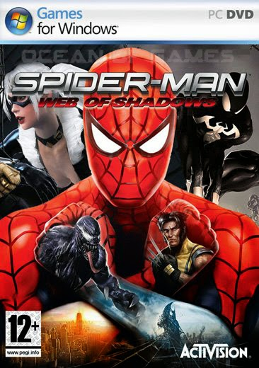 Spider-Man: Web of Shadows [RELOADED] ~ PC Games Full Crack