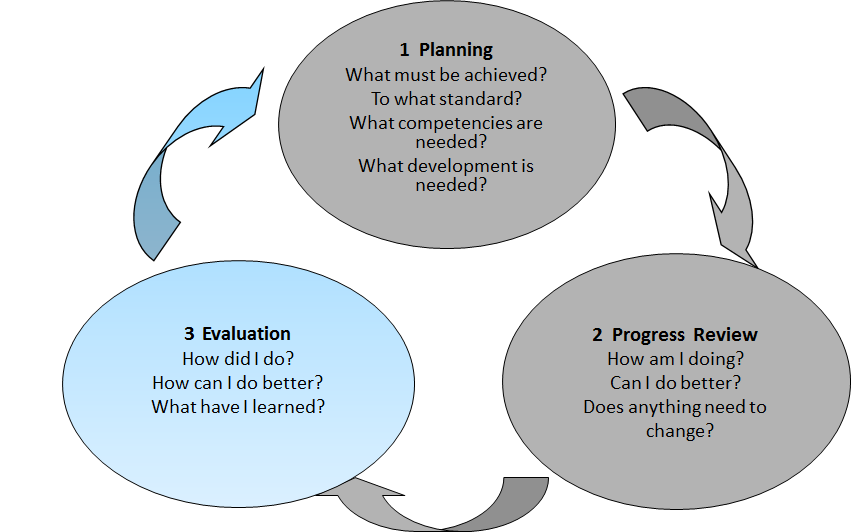 The Competency-Based Management Blog: Stage 3 - Evaluating