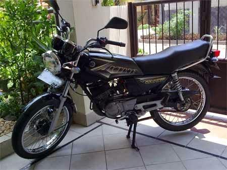 koleksi gambar motor Yamaha RX King
