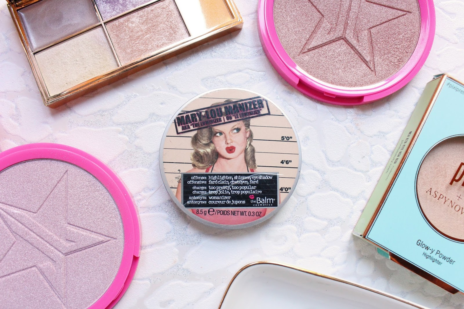 Five Favourite Highlighters