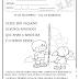 DIA DA BANDEIRA - EDUCAÇÃO INFANTIL / 1º ANO