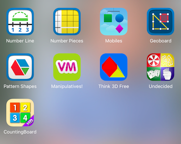 Free Apps I Use in the Math Classroom