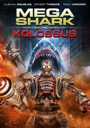 Mega Shark vs. Kolossus (2015) Dual Audio Hindi 300MB BluRay 480p x264