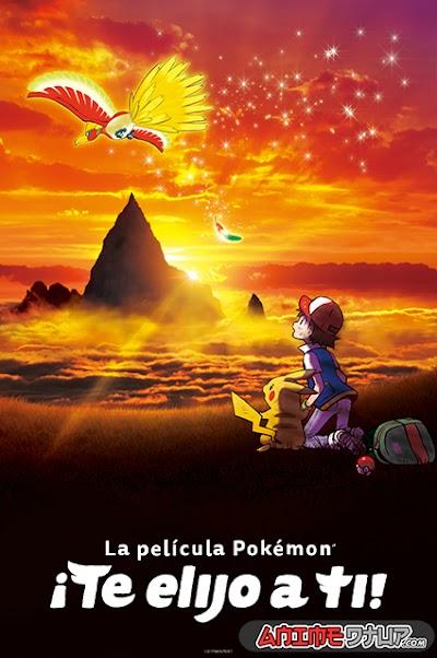 Pokémon: Te elijo a ti! [Audio Castellano] [HD 720p]