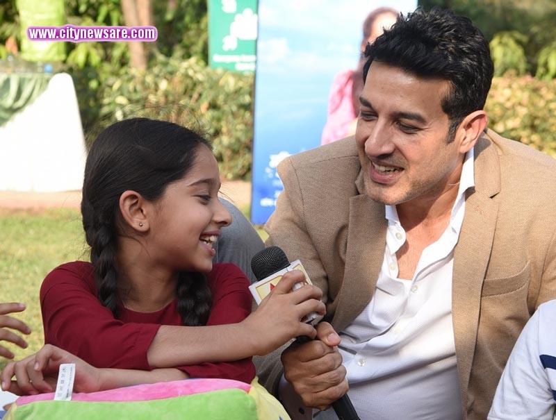 Khalid Siddiqui and Deshna Dugad