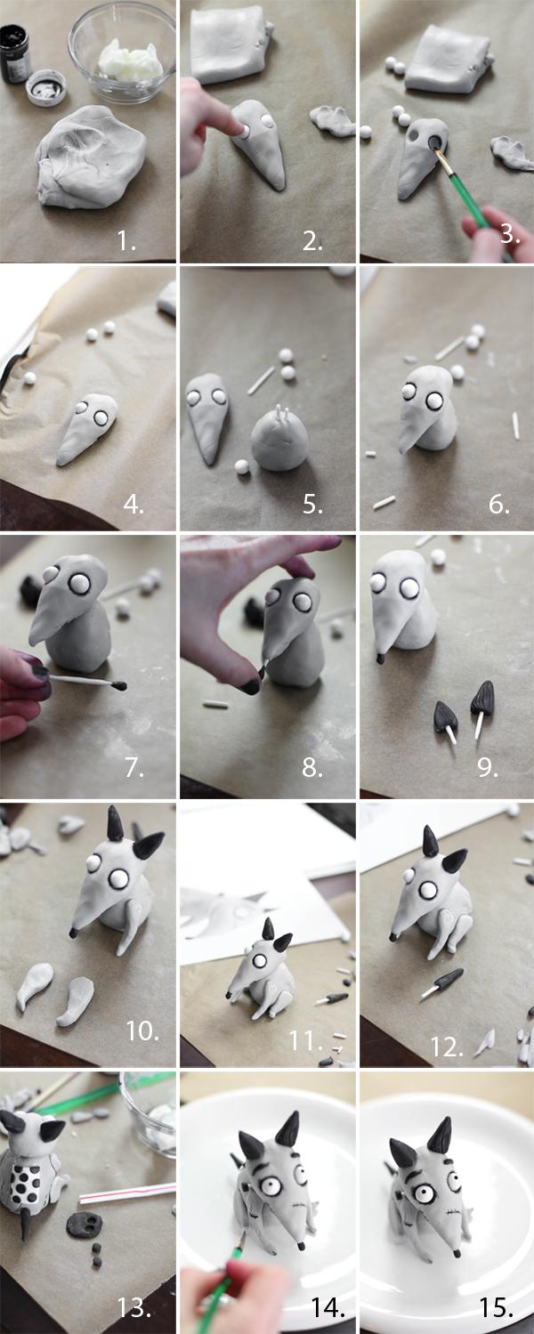 Amazon.com: Frankenweenie Sparky Bobbing Head (Japan Import): Toys ... | 1499x600