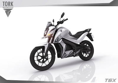 TORK T6X electric bike left side look