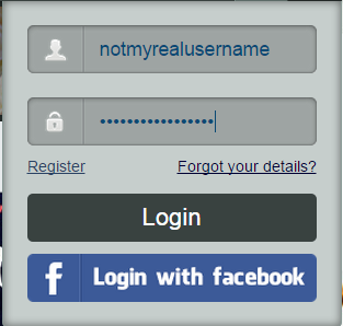 NRT Login page does not use HTTPS