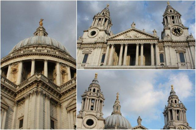 St Paul's Cathedral, Catedral de San Pablo en Londres