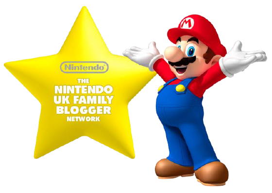 Nintendo UK Family Blogger, Nintendo Competitions, Super Mario Cookies