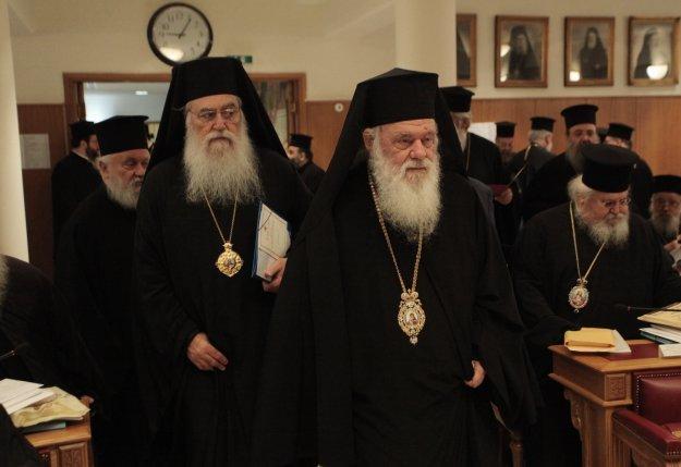 Ιερώνυμος: «Ο Αλ. Τσίπρας αναγνώρισε πως το Δημόσιο κατέλαβε εκκλησιαστική περιουσία»