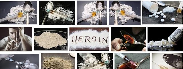 Fakta tentang Heroin Untuk menambah Wawasan