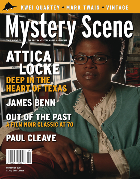 Susan Koefod: Gravetapping: Mystery Scene: Issue No. 151