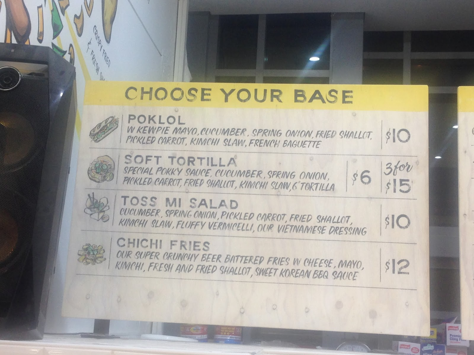 Weekend Food Escapes: POKLOL, Broadway, Chippendale