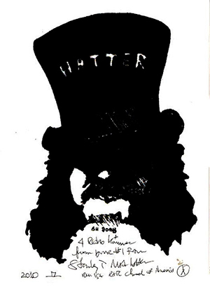Stanley T. Madhatter
