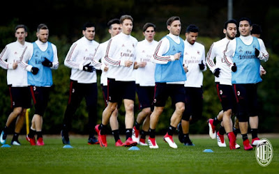 Pramusim AC Milan 2018/2019