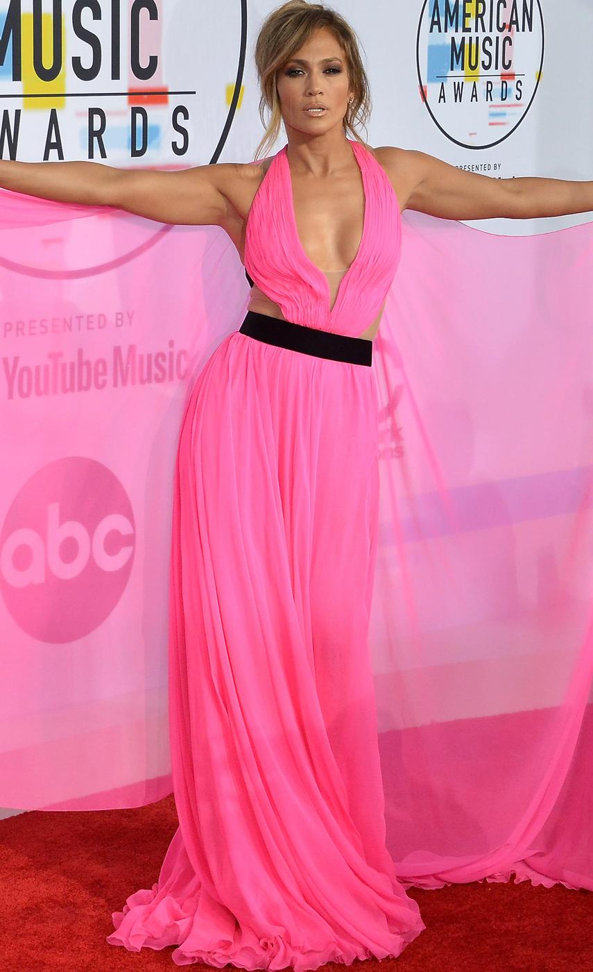 Jennifer Lopez 2018 AMA's
