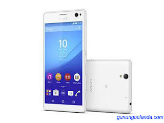 Cara Flashing Sony Xperia C4 LTE E5306