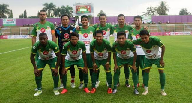 Bhayangkara Surabaya United vs Sriwijaya FC