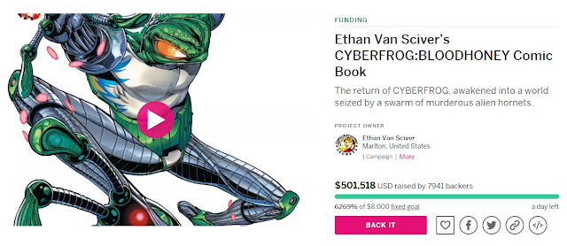 Cyberfrog 500k