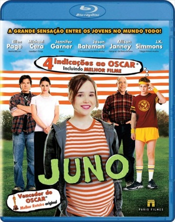Juno 2007 English 480p BRRip 300MB ESubs