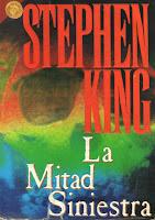 la mitad siniestra stephen king