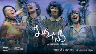 LAS TIAS (Comedia, circo y teatro en ESTRENO)