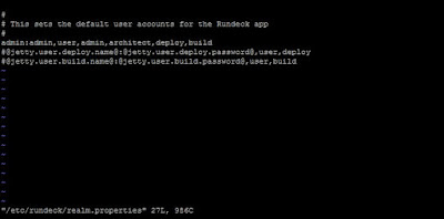 Install Rundeck on CentOS