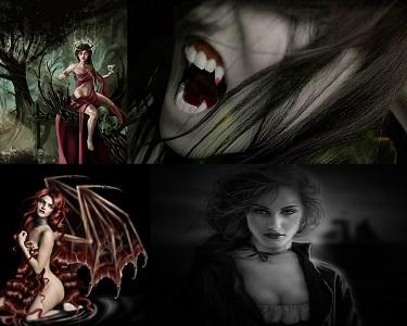 Dearg-Due (Vampir) Efsane Yaratığı