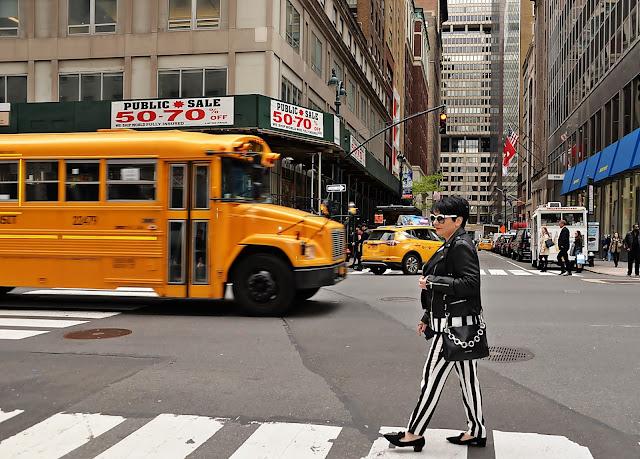 Blogerka w NY