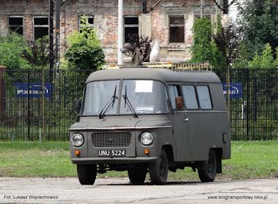 Nysa 522 Wojsko Polskie