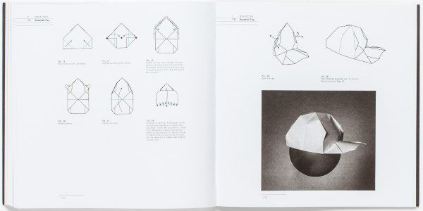 two sample pages from Cut and Fold Techniques for Promotional Materials, Revised Edition