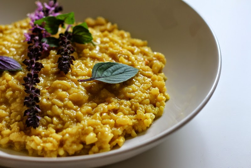 Risotto milanese | Arthurs Tochter Kocht by Astrid Paul