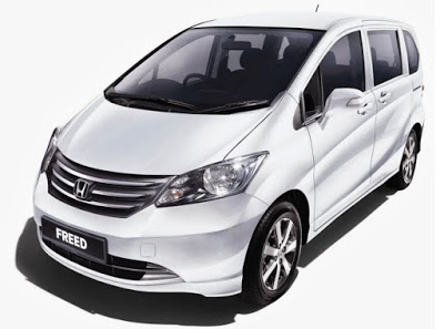 Honda Freed Review and Price