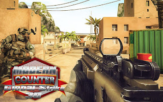 Modern Counter Global Strike 3D v1.1
