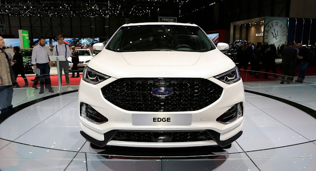 Ford, Geneva Motor Show, Reports