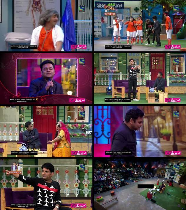 The Kapil Sharma Show 17 July 2016 HDTV 480p