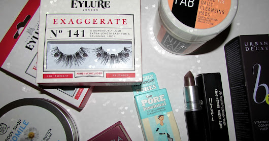 New in Beauty Review: Urban Decay, Mac, Benefit, The Body Shop ~ Rachael O