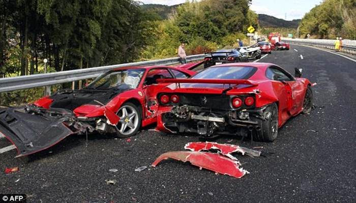 kecelakaan mahal di jepang